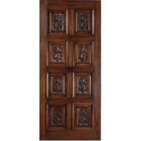 8 Panel Decorative