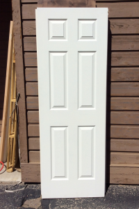 014 6-Panel Square Top Door