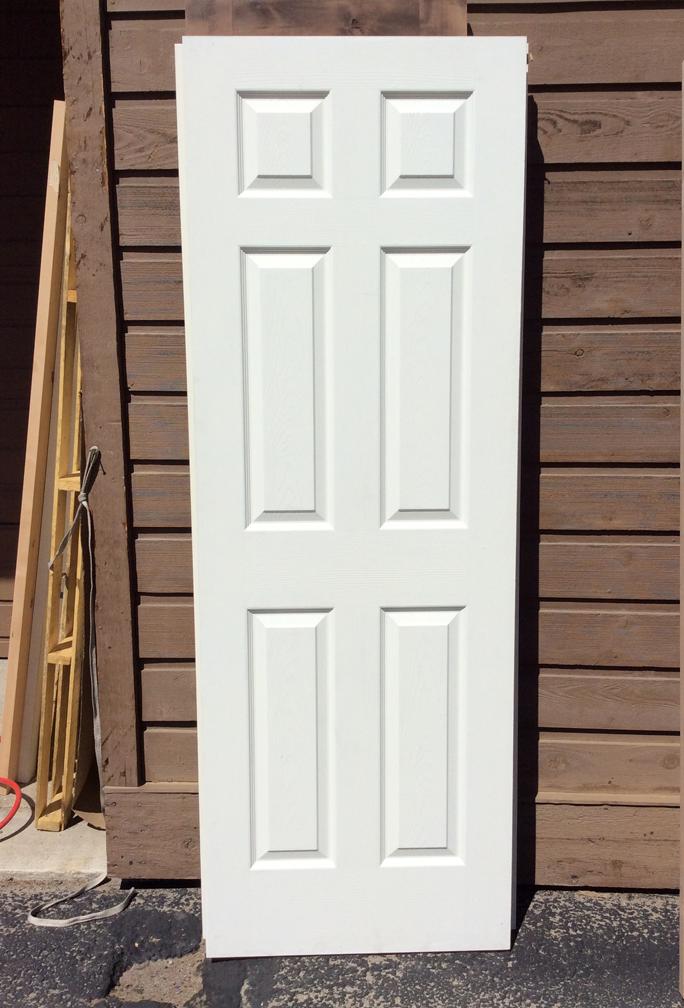 Beau 014 6 Panel Square Top Door