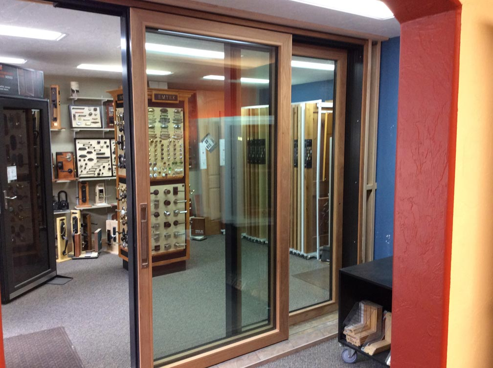 Weiland Sliding Doors & Check out Gregory Door and Windowu0027s Showroom
