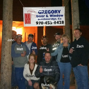 Team Gregory!