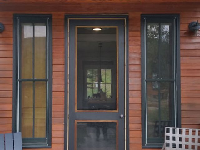 Customizing is Gregory Door and Window's Specialty